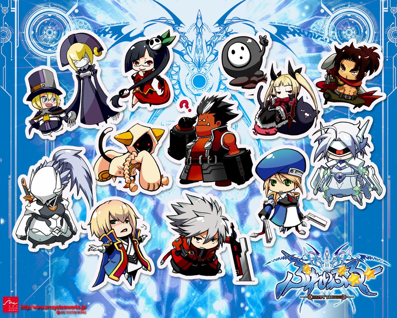 blazblue wallpaper #55911 - zerochan anime image board