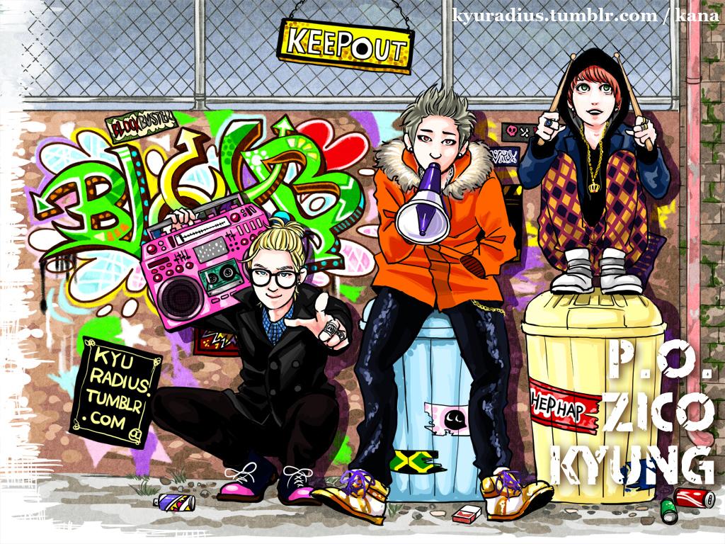 Block B - K-pop - Zerochan Anime Image Board