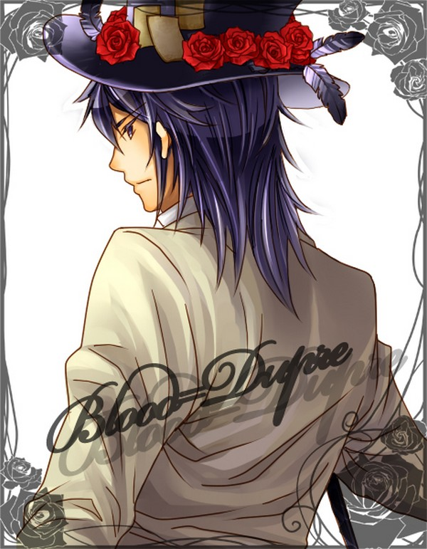 Tags: Anime, Alice in Wonderland, Heart no Kuni no Alice, Mad Hatter, Blood Dupre