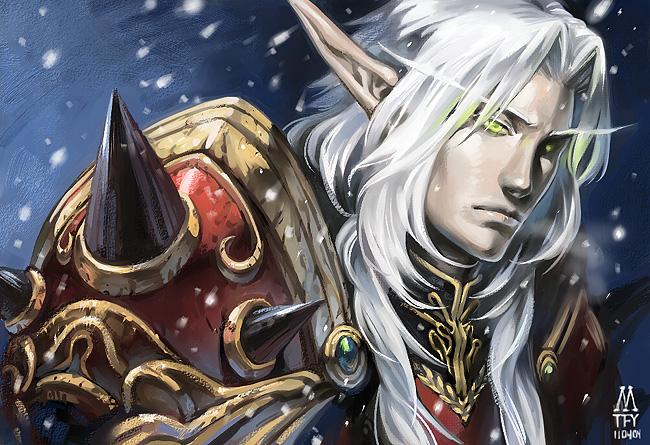 Blood Elf - Warcraft - Image #2215353 - Zerochan Anime Image
