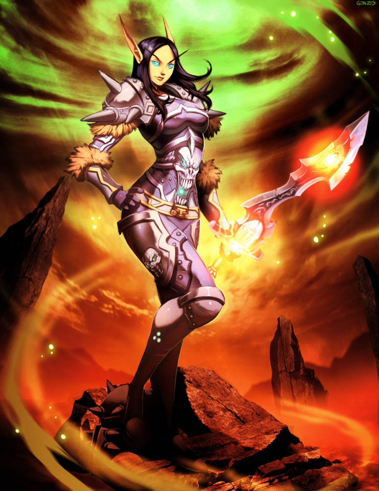 evil knight anime related - photo #37