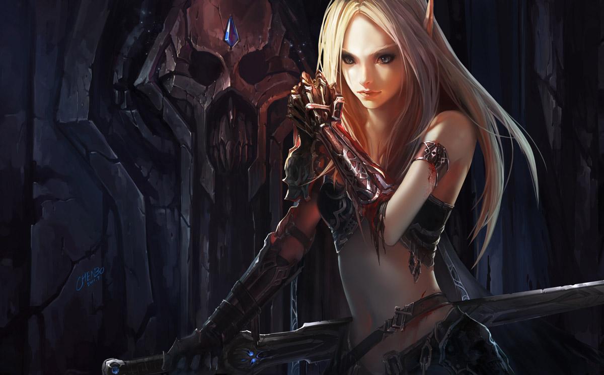 Blood Elf - Warcraft - Image #713513 - Zerochan Anime Image
