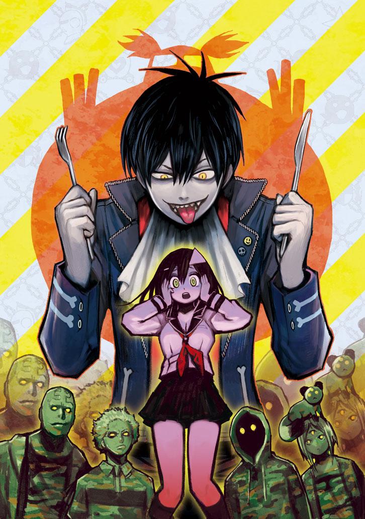 Blood lad fanart zerochan anime image board - Fanart anime wallpaper ...