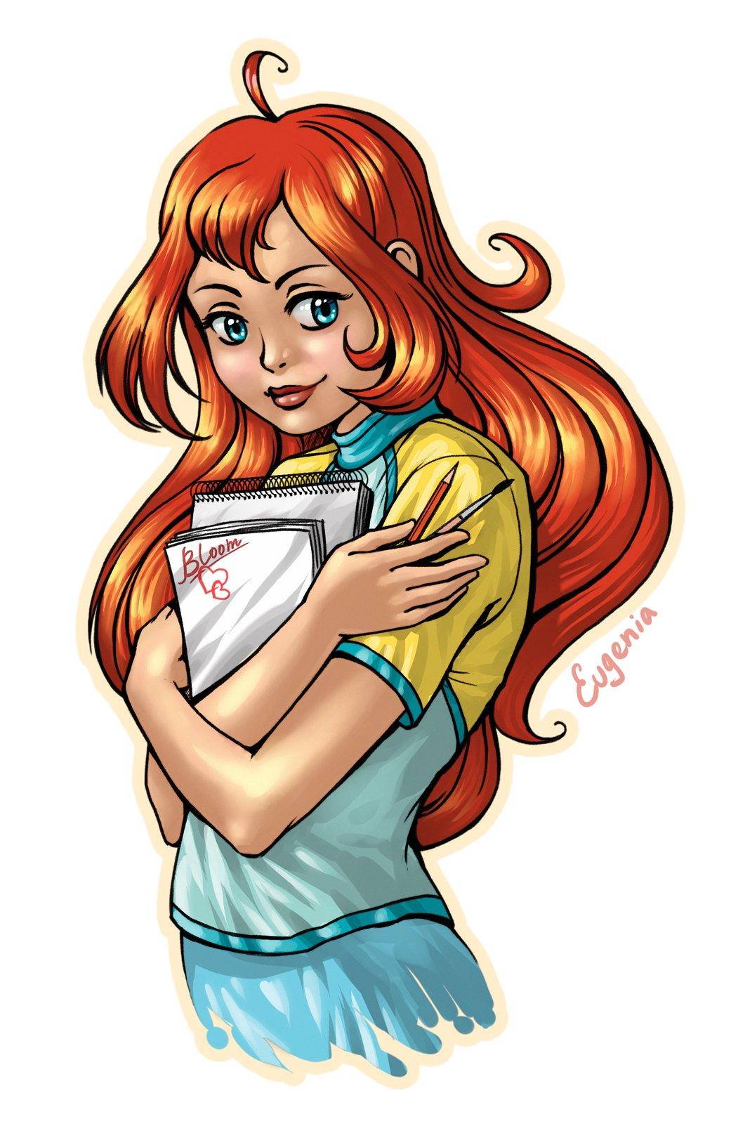 Bloom (Winx Club) - Zerochan Anime Image Board