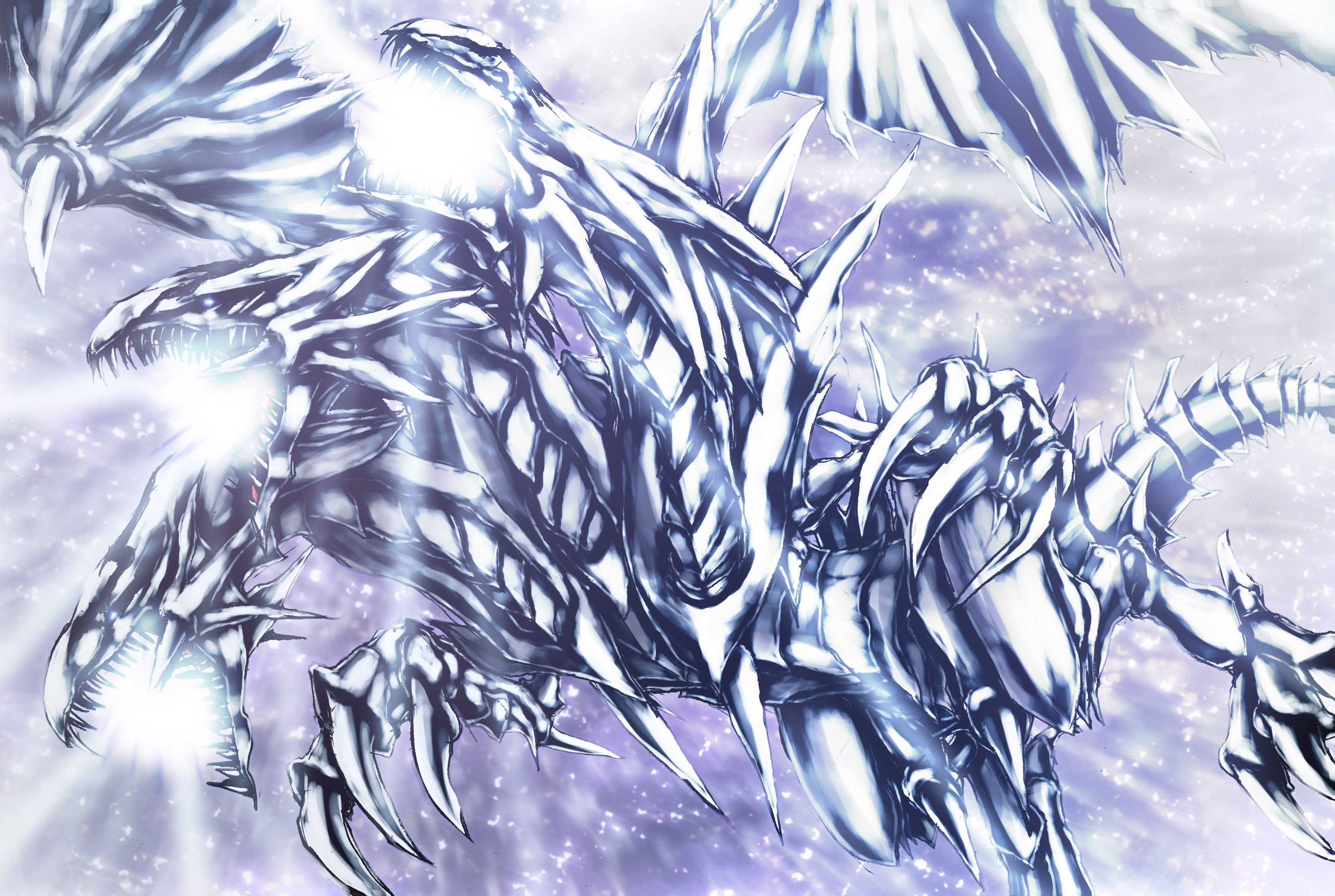 blue eyes ultimate dragon yu gi oh duel monsters image