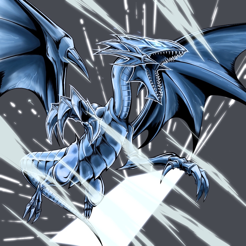 blue eyes white dragon yu gi oh duel monsters image 2088961