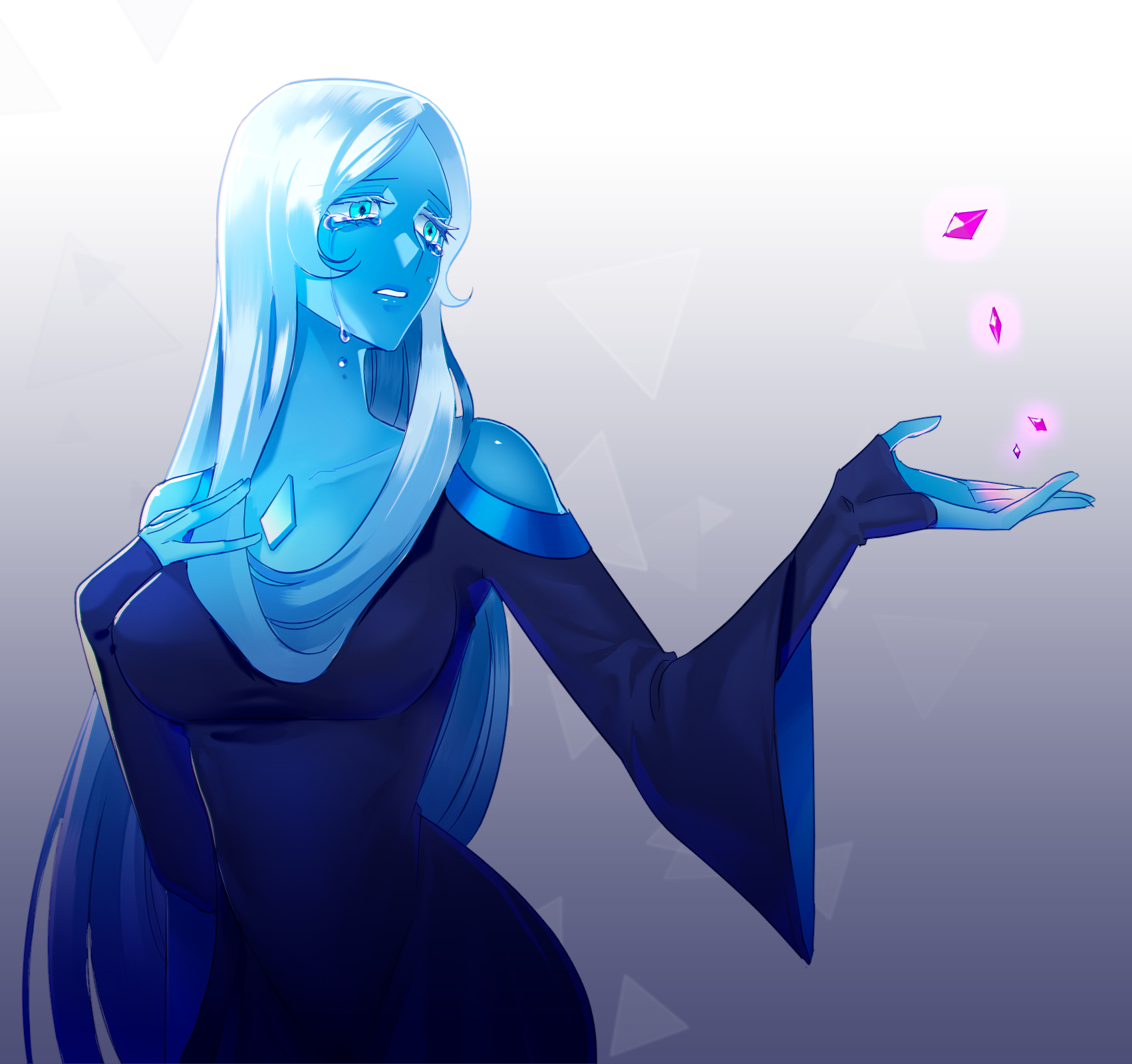 Blue diamond steven universe