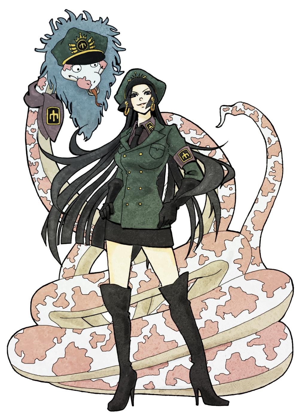 Boa Hancock One Piece Zerochan Anime Image Board