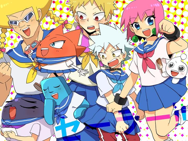 Bobobo Bo Bo Bobo Image 1358993 Zerochan Anime Image Board