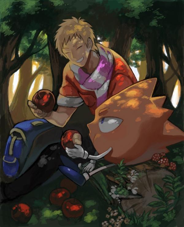 Tags: Anime, Pixiv Id 4337543, Bobobo-bo Bo-bobo, Hatenkou (Bobobo-bo Bo-bobo), Don Patch