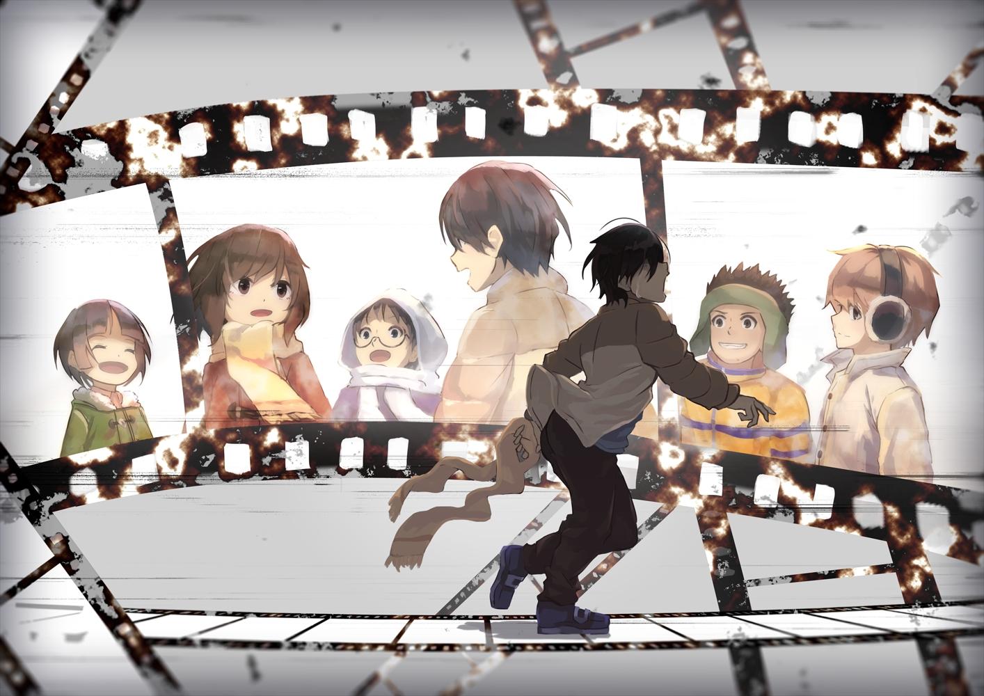 Boku Dake Ga Inai Machi Erased Zerochan Anime Image Board