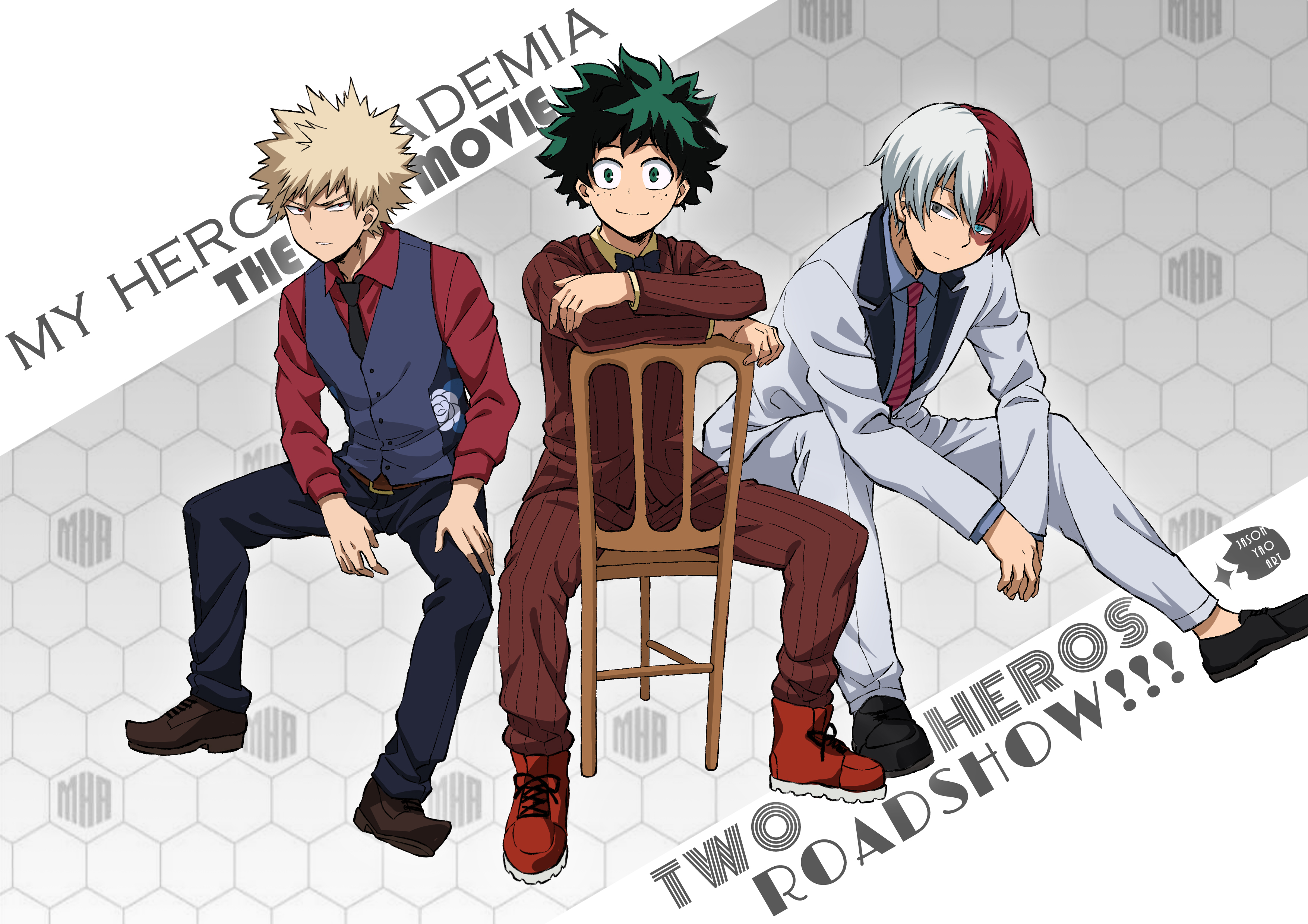 my hero academia two heroes full movie download dub