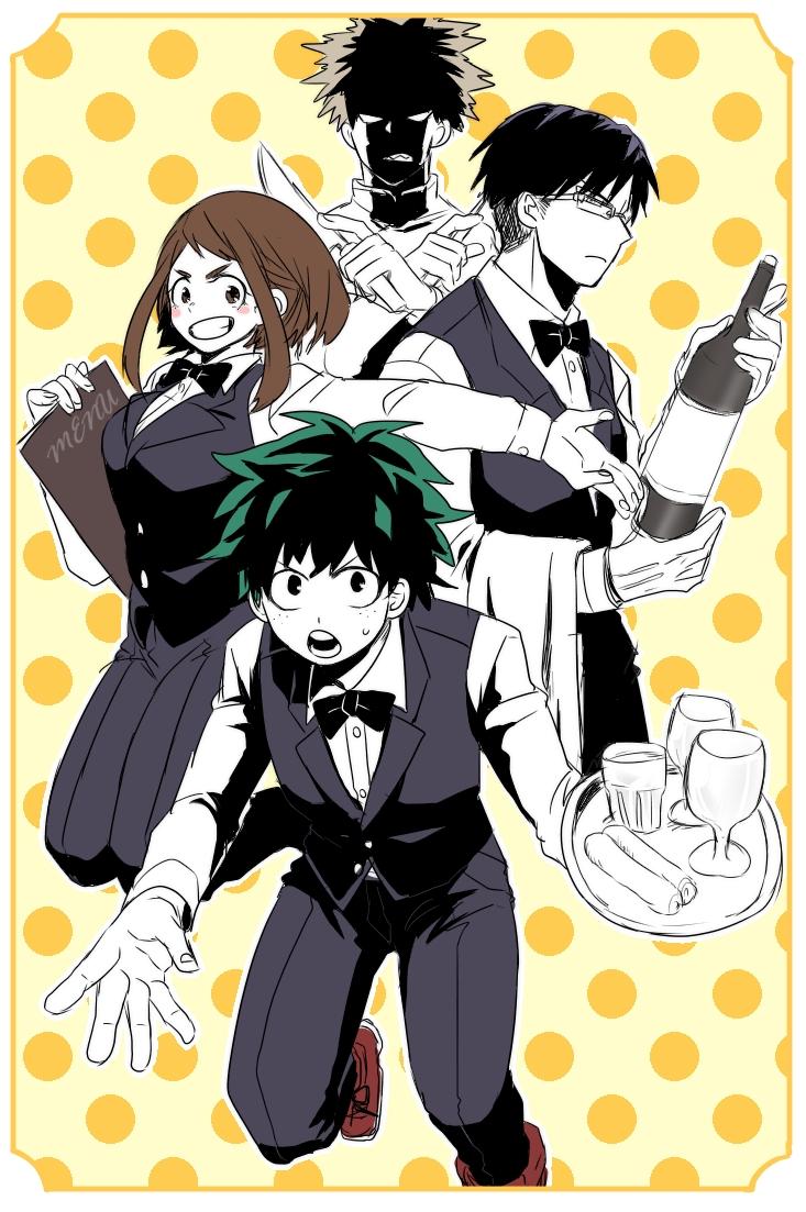 Boku No Hero Academia My Hero Academia Mobile Wallpaper