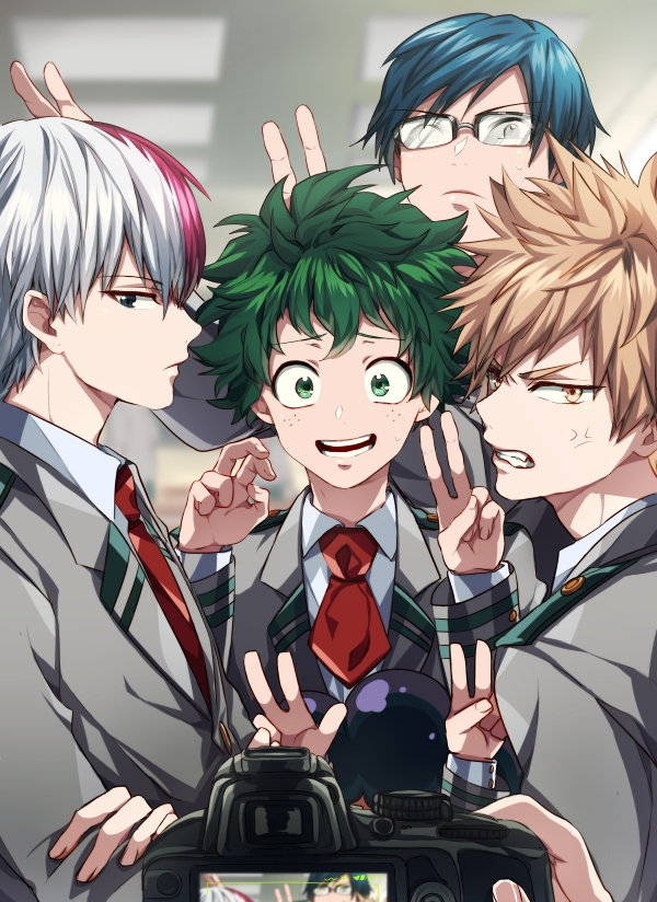 Boku No Hero Academia Download Image