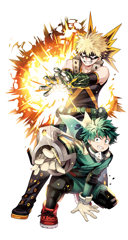 Midoriya Izuku Mobile Wallpaper Zerochan Anime Image Board