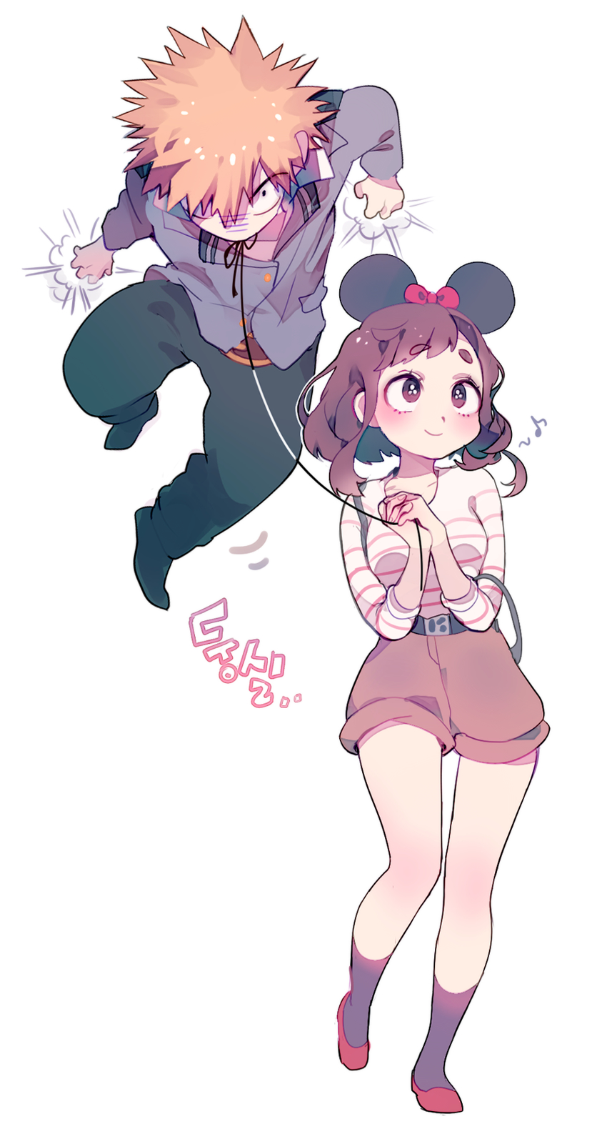Uraraka Ochako Mobile Wallpaper Zerochan Anime Image Board