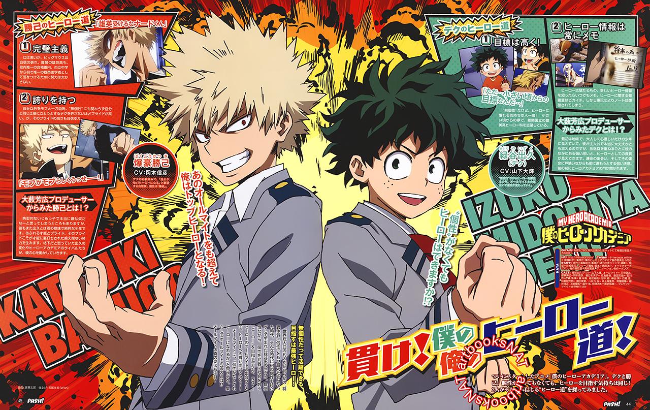 Boku no Hero Academia (My Hero Academia) Image #2138504 ...