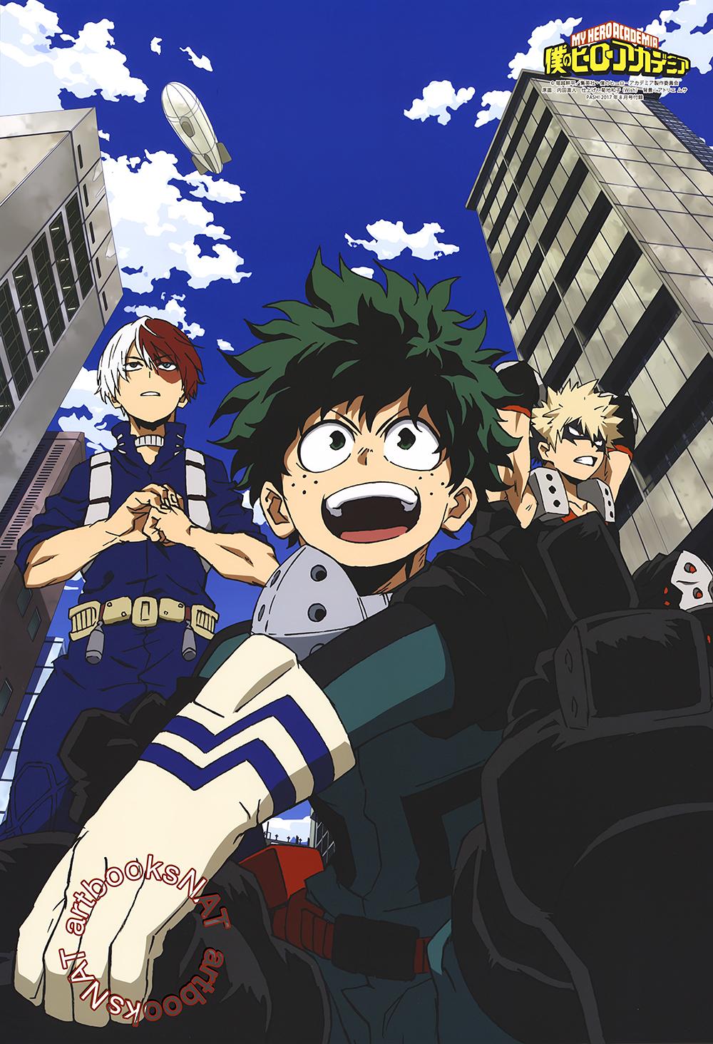 Boku no Hero Academia (My Hero Academia) Image #2138509 ...