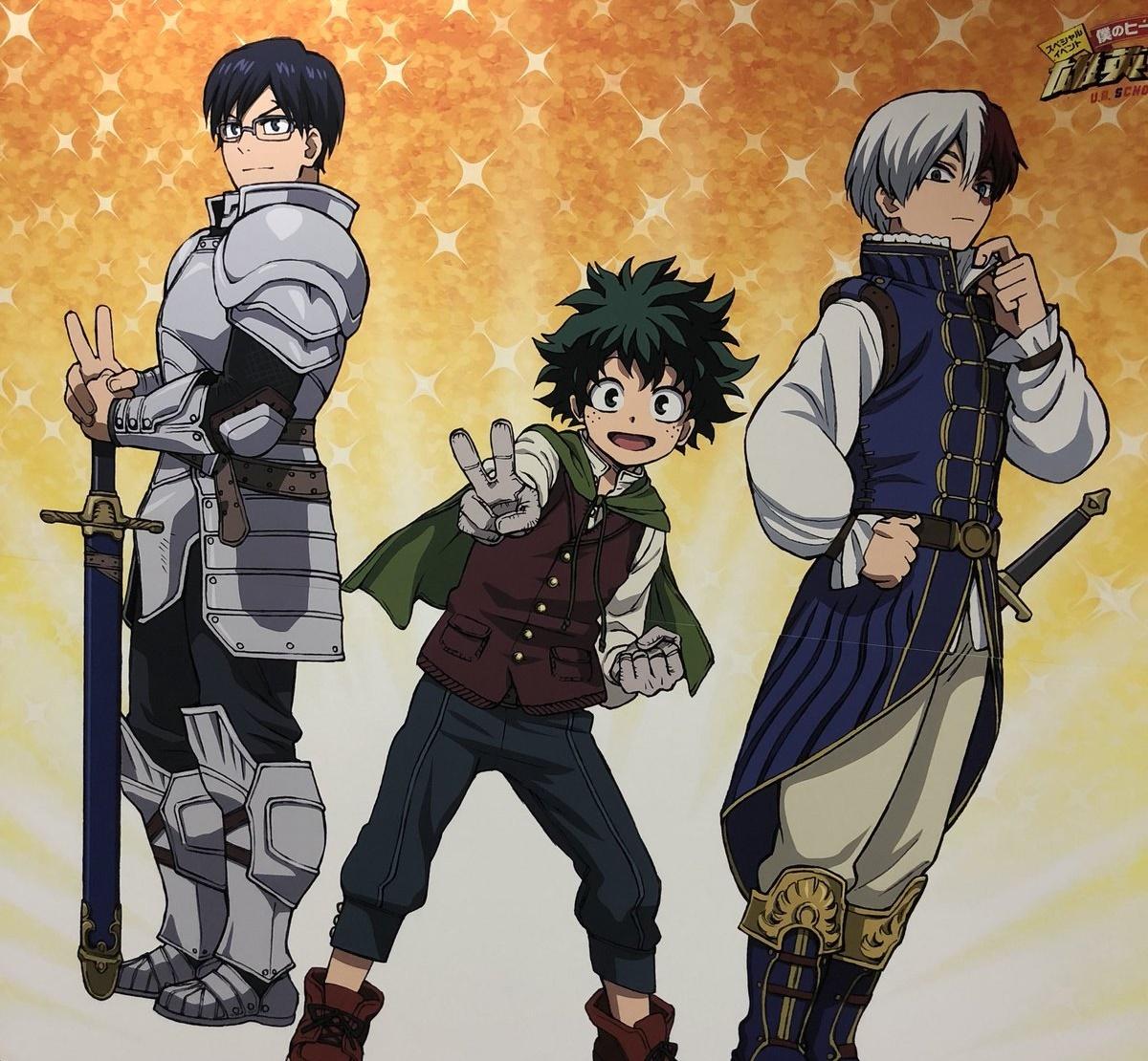 Boku no Hero Academia (My Hero Academia) Image #2220178 ...
