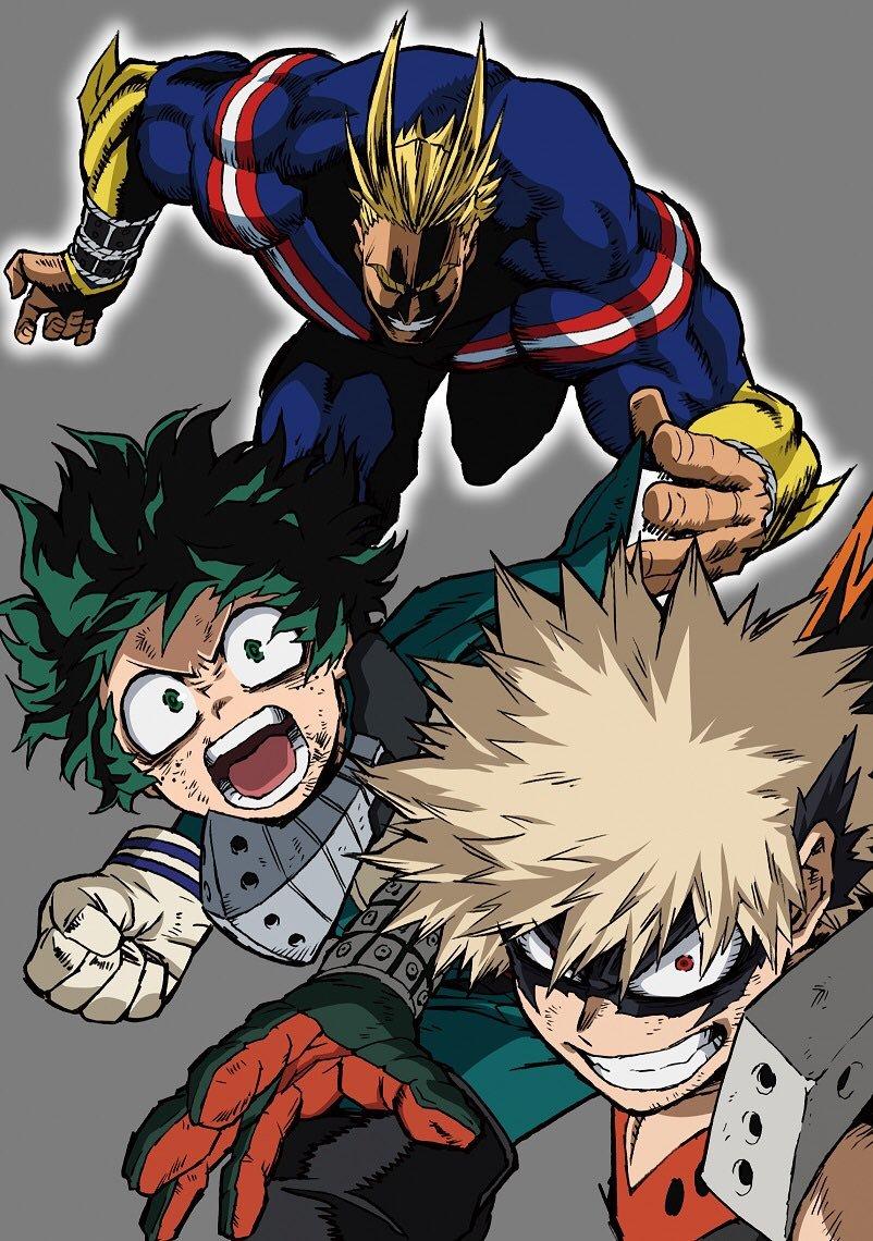 Boku no Hero Academia (My Hero Academia) Image #2246782 ...
