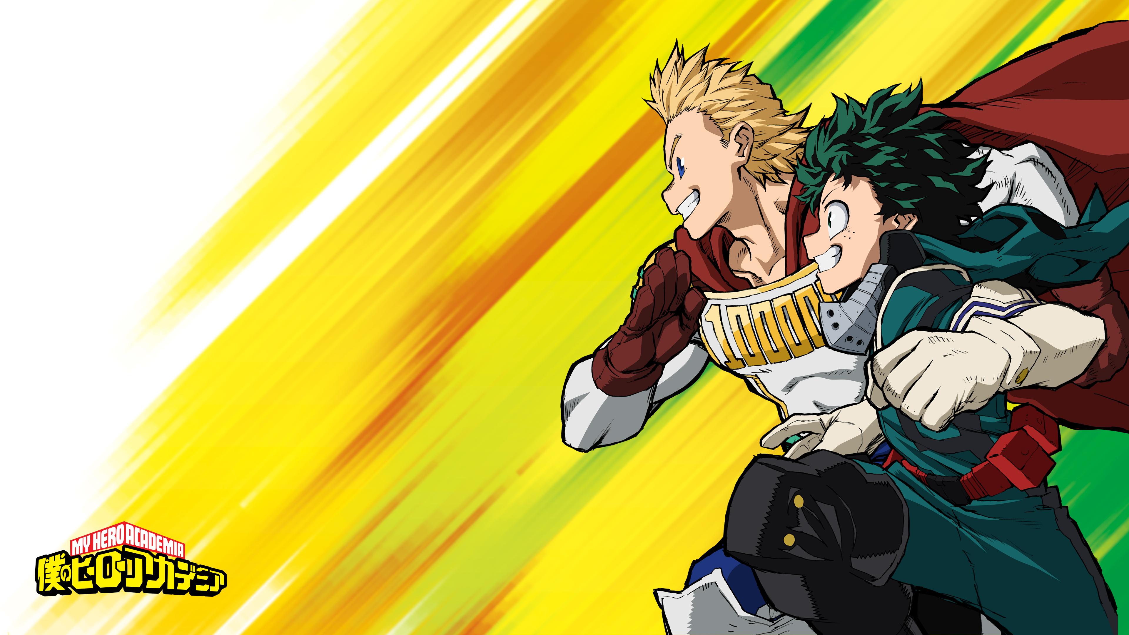 Boku No Hero Academia My Hero Academia Wallpaper 2853247