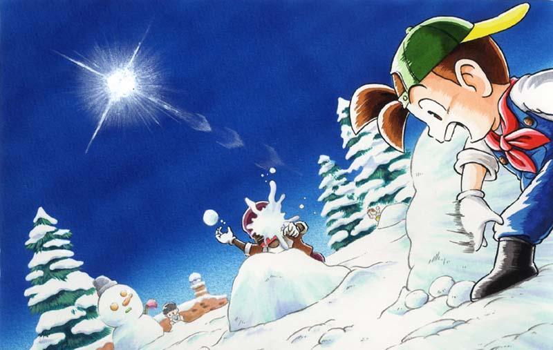 Jack (Harvest Moon) - Bokujou Monogatari - Zerochan Anime