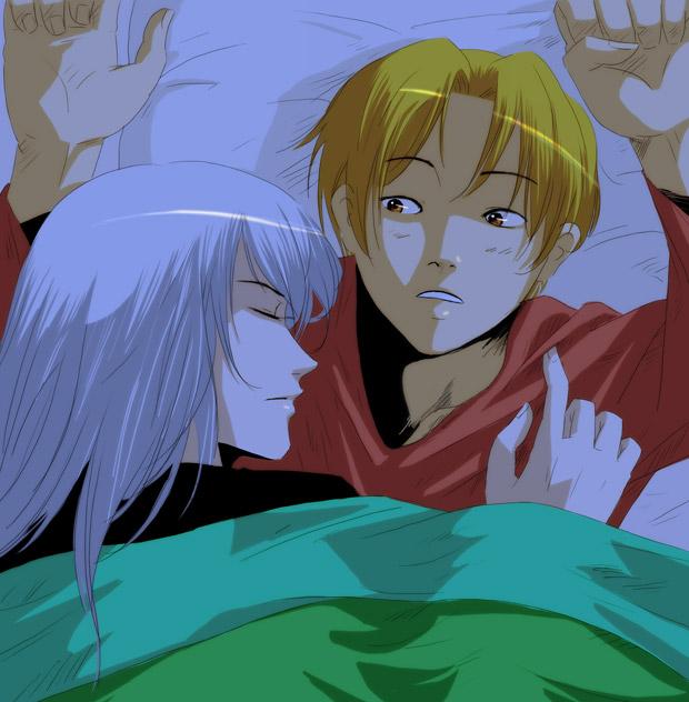 Tags: Anime, Kalyan, Bokujou Monogatari, Sky(Character)