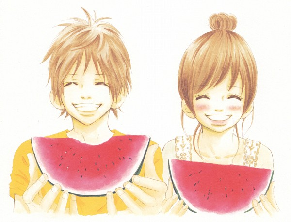 Tags: Anime, Bokura ga Ita, Traditional Media, Motoharu Yano, Nanami Takahashi