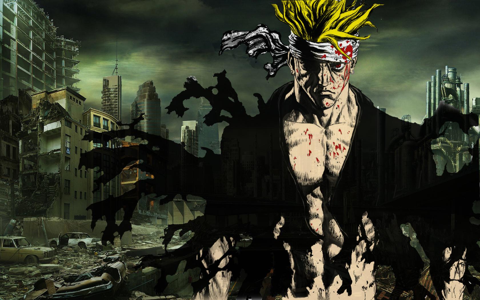 Boss Of The City Sun Ken Rock Wallpaper 565985 Zerochan