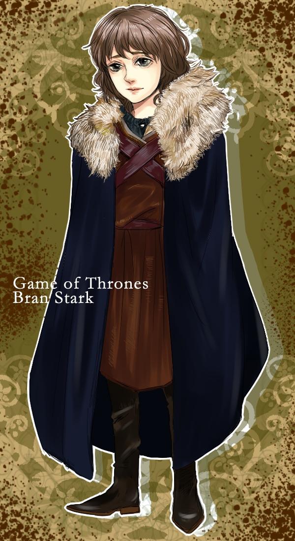 Tags: Anime, Pixiv Id 2822152, Game of Thrones, Bran Stark
