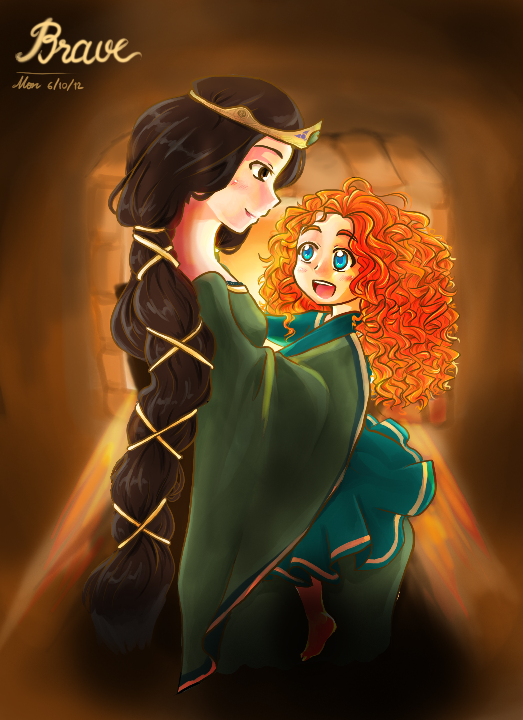 Brave (Disney)/#1290089 - Zerochan