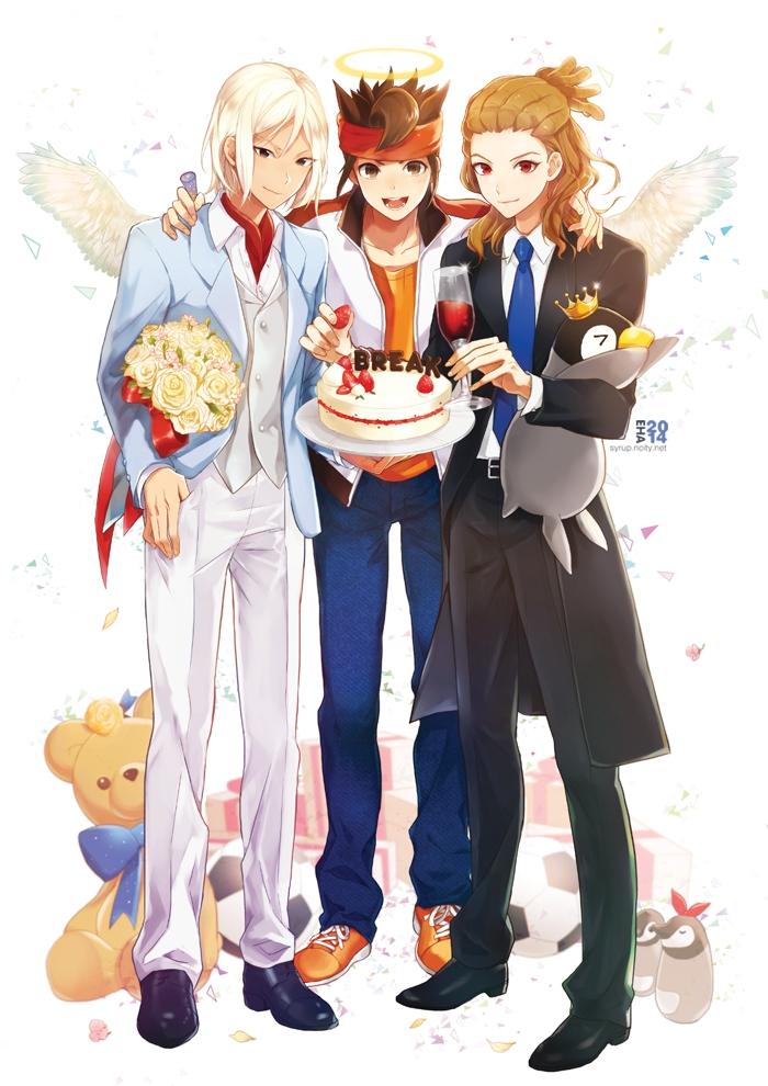 Inazuma eleven go galaxy fanart page 2 zerochan anime image board - Inazuma eleven galaxy ...