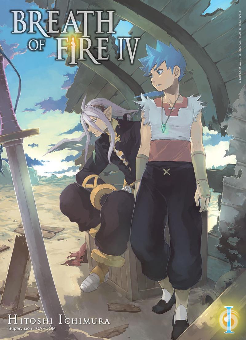 Breath Of Fire Zerochan Anime Image Board