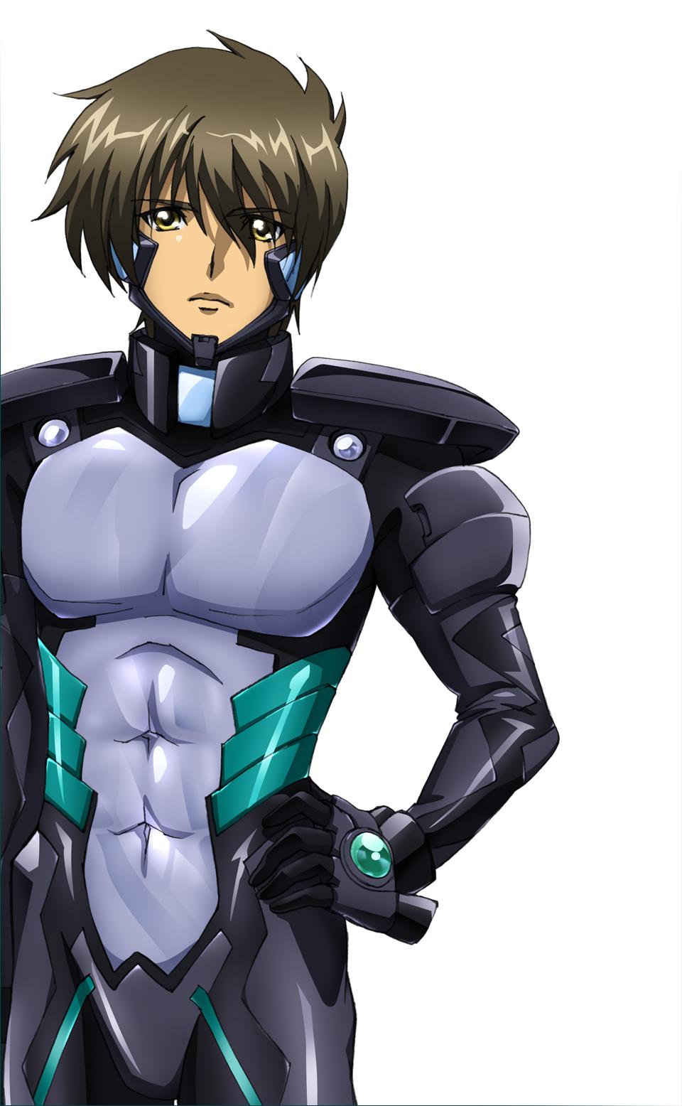 YUI_Muv-Luv Alternative - Total Eclipse - Zerochan Anime Image Board