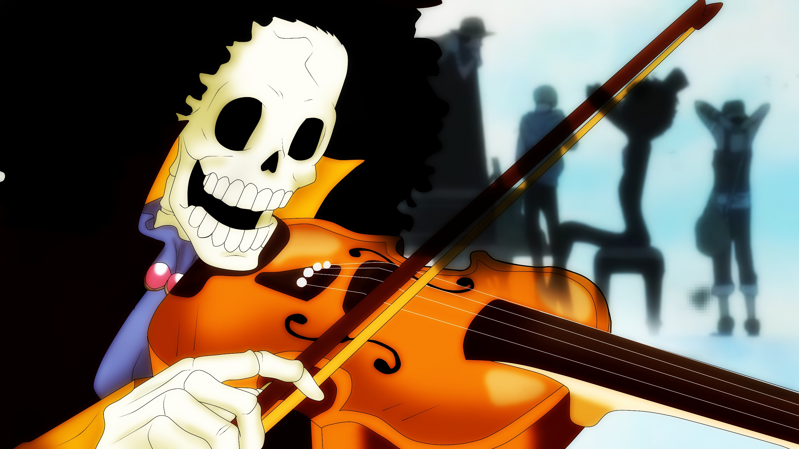 Brook One Piece Zerochan Anime Image Board
