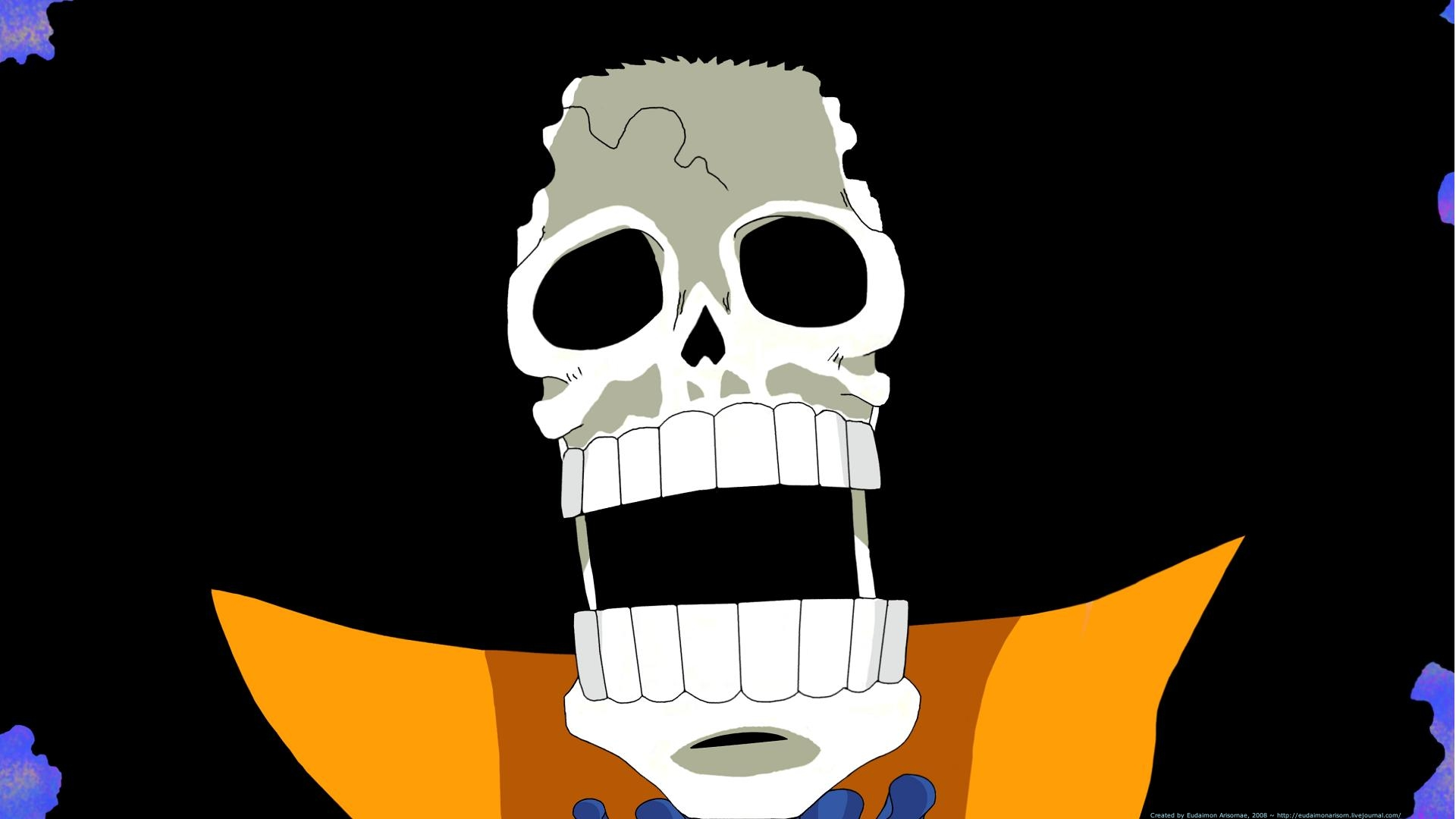 Tags Anime ONE PIECE Brook HD Wallpaper