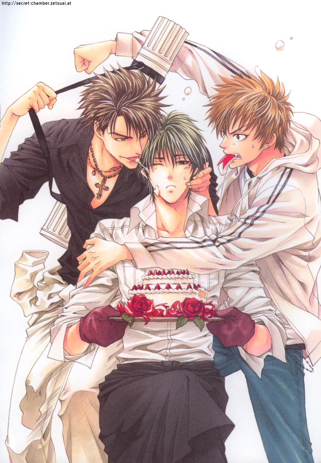 Brother X Brother - Hirotaka Kisaragi - Mobile Wallpaper 62254 - Zerochan Anime Image -1397