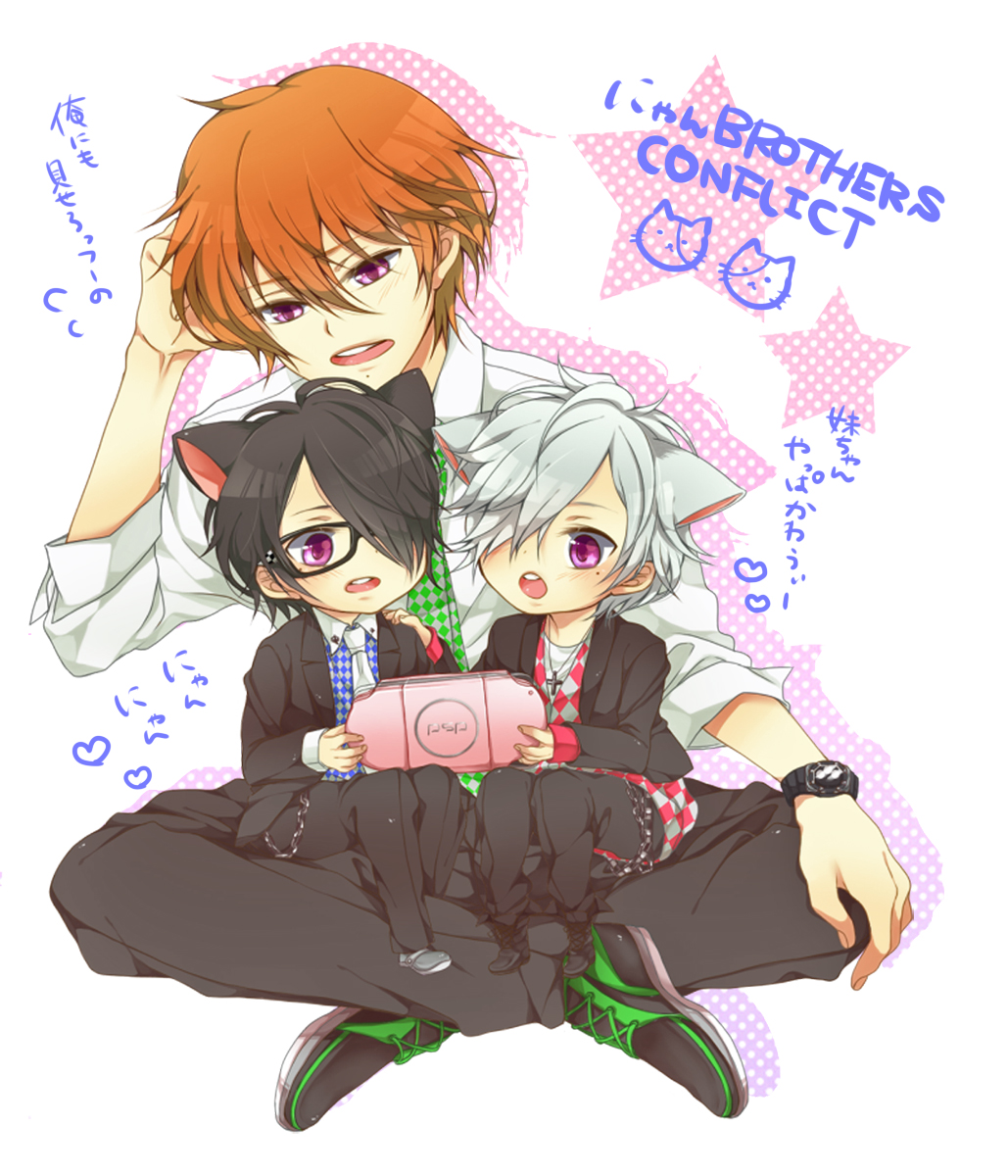 Brothers Conflict [Imagens] Brothers.Conflict.full.1260786