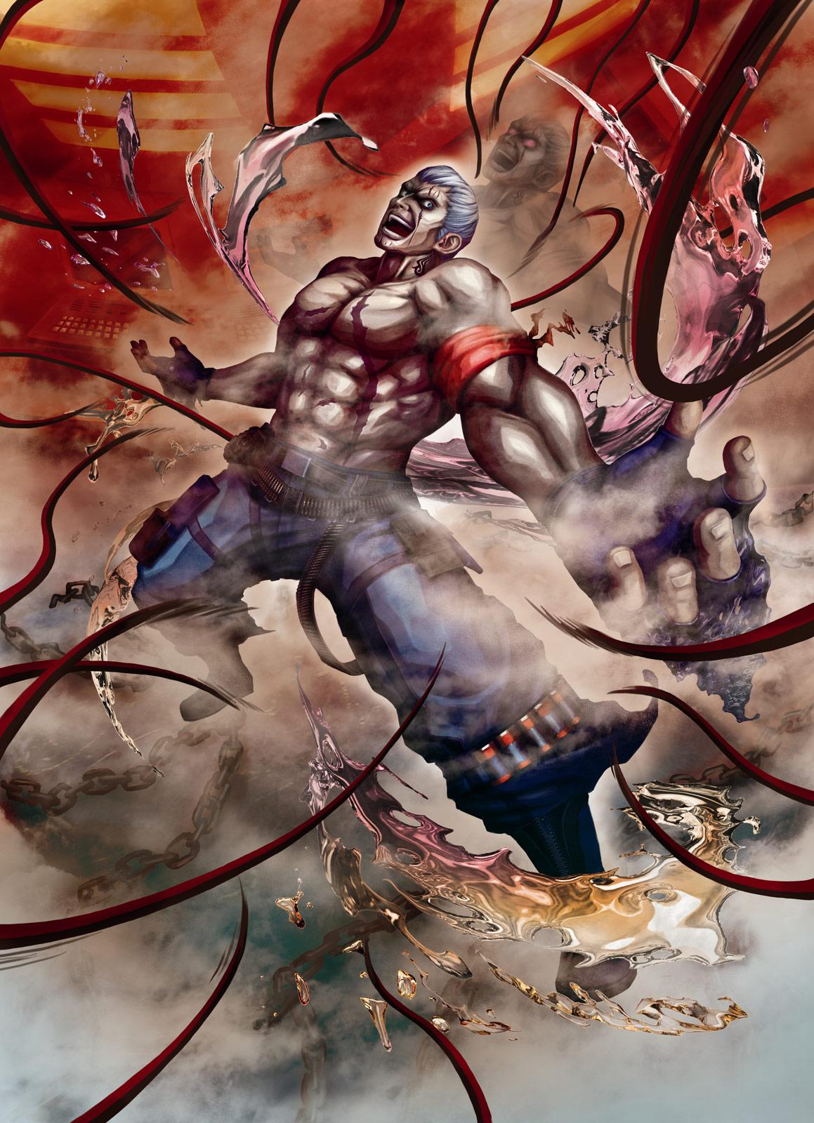Bryan Fury Tekken Zerochan Anime Image Board