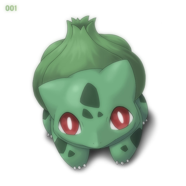cute pokemon bulbasaur - photo #25
