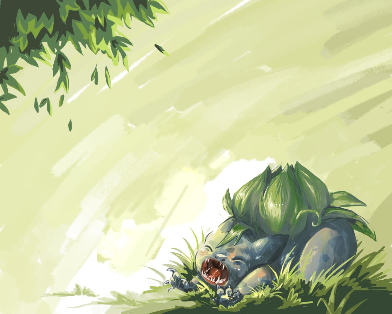 Tags Anime Pokemon Bulbasaur Wallpaper
