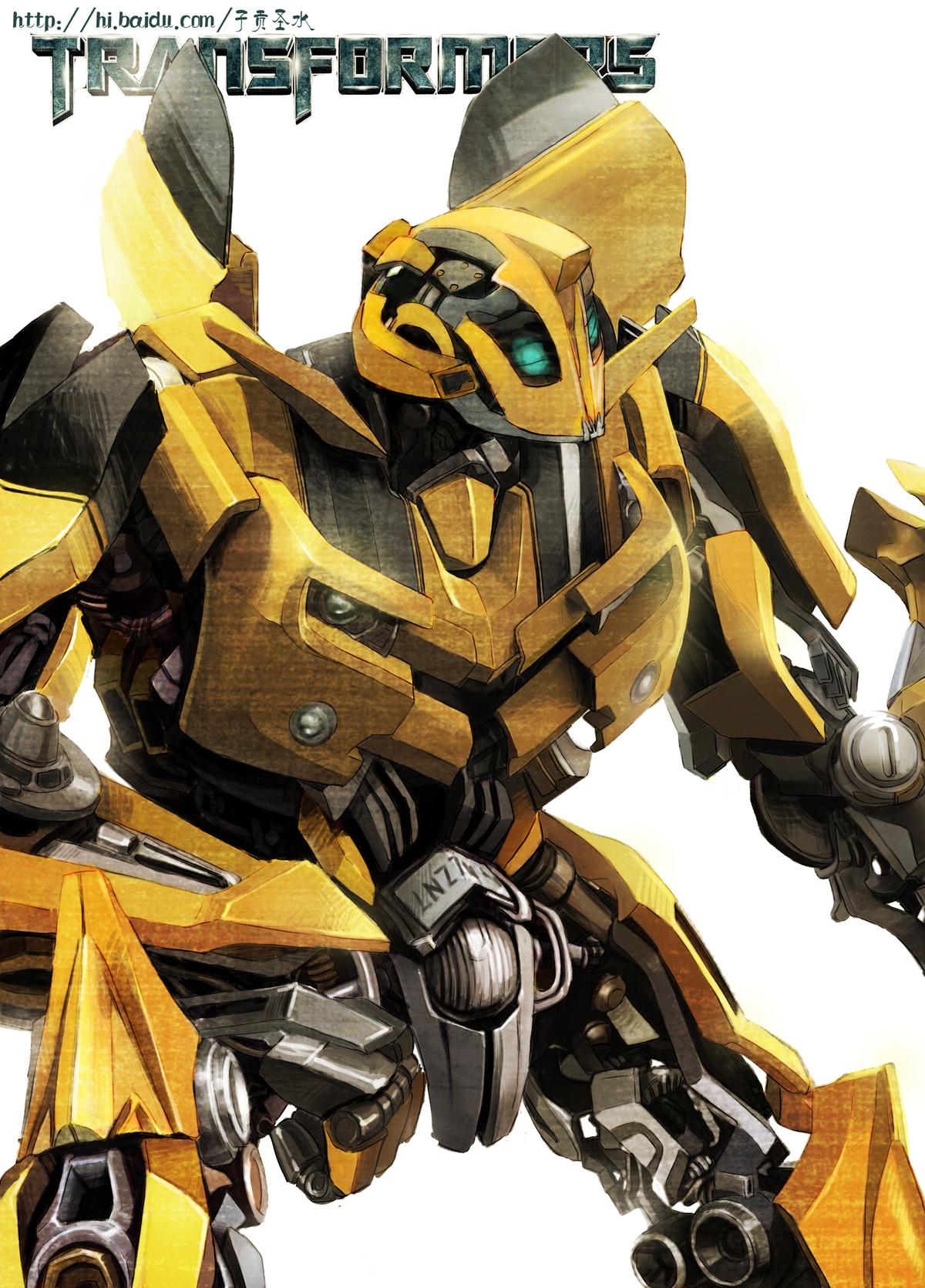 Bumblebee - Transformers - Mobile Wallpaper #437066