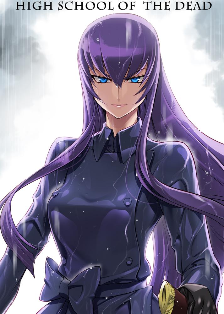 [001] – Un nouveau démon Busujima.Saeko.full.1470900