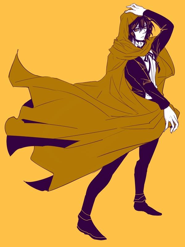 Tags: Anime, Pixiv Id 733902, Drifters (Manga), Butch Cassidy, Pixiv, Fanart, Fanart From Pixiv