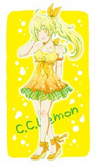 C.C. Lemon-tan