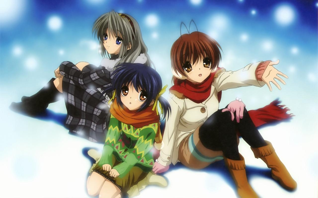 CLANNAD Wallpaper 20   Zerochan Anime Image Board