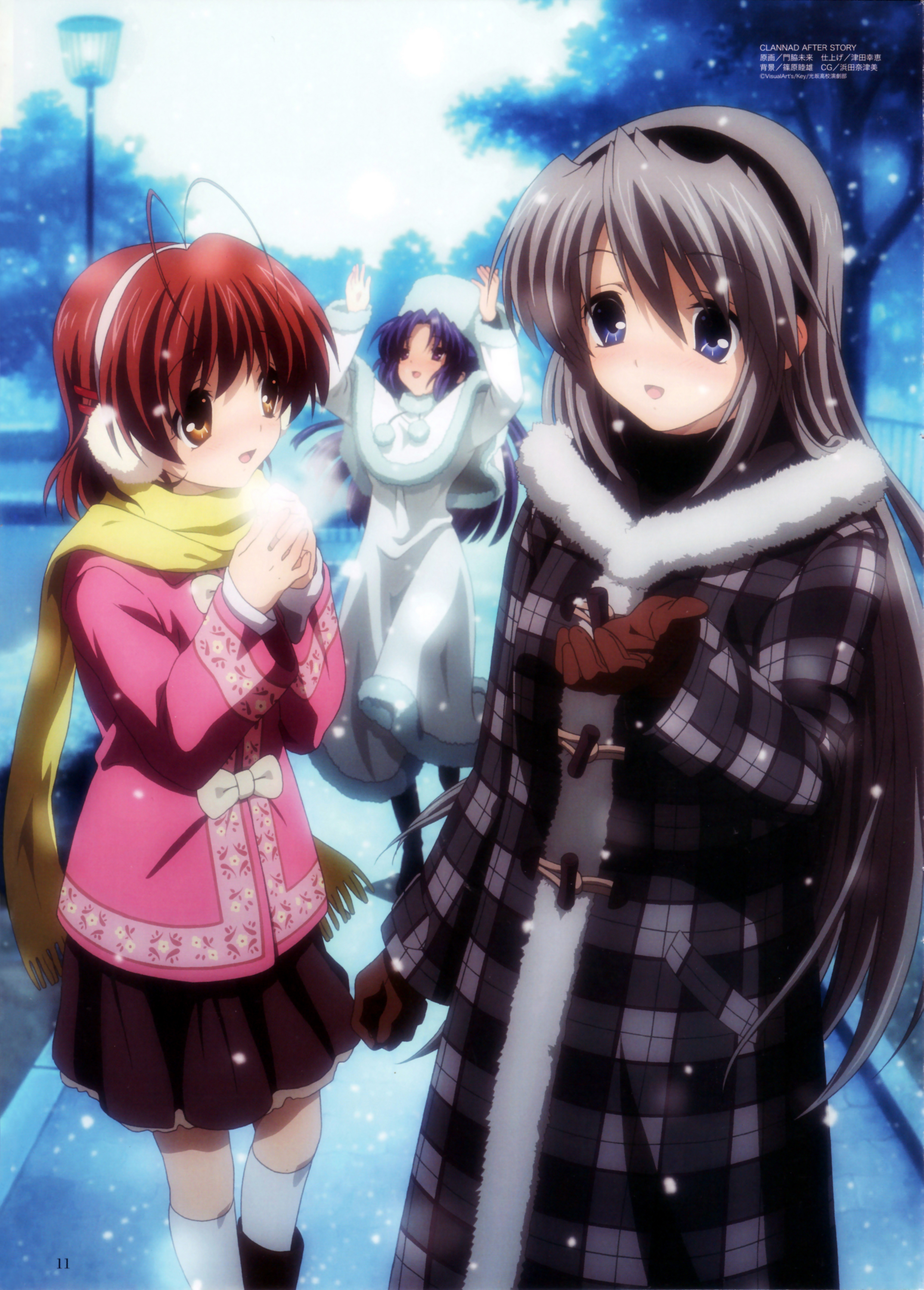 Clannad Mobile Wallpaper Zerochan Anime Image Board