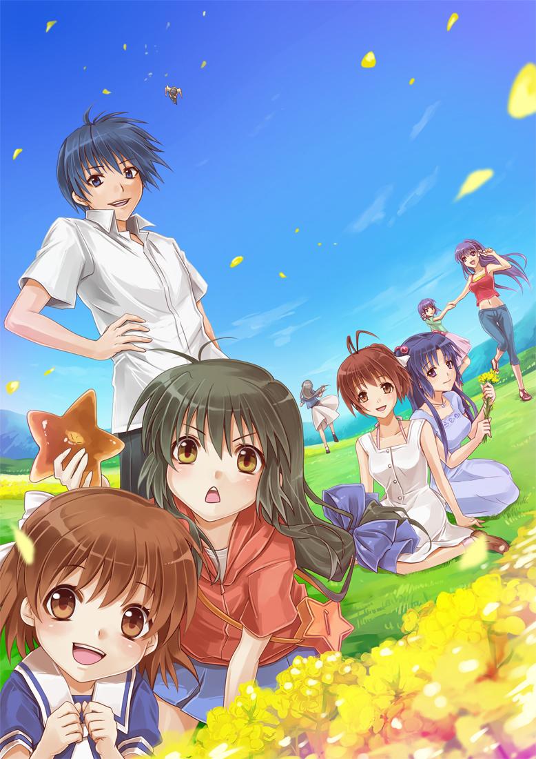 Clannad Image 1498073 Zerochan Anime Image Board