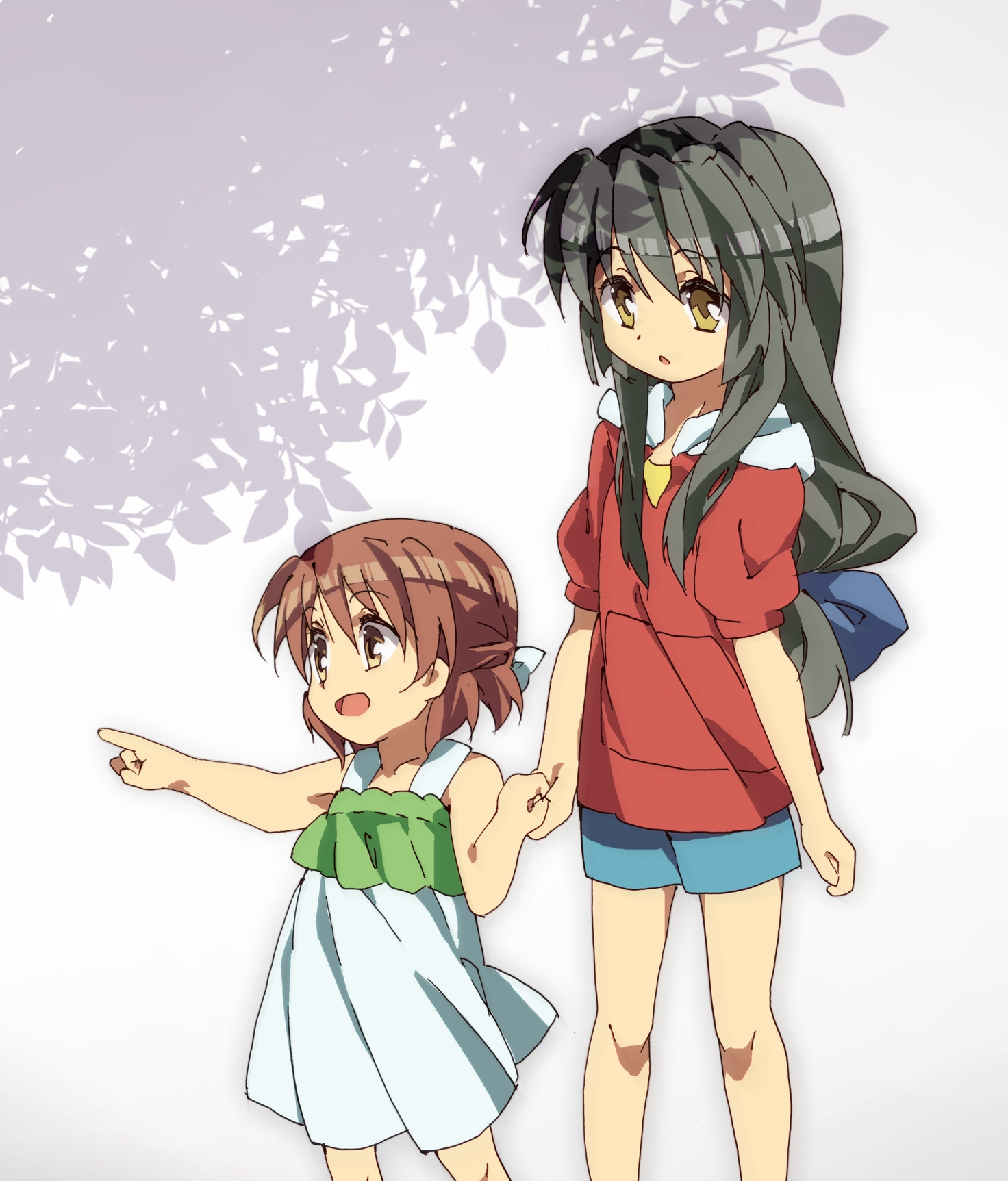 Clannad ~After Story~ 17, Who will save your soul, Tomoya ... |Clannad Ushio Older