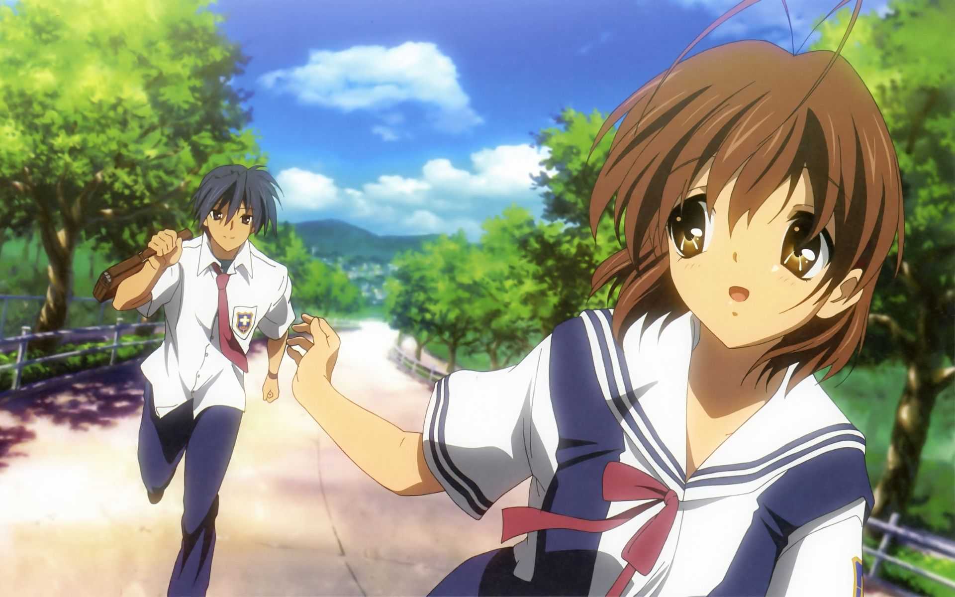 Clannad dating sim download